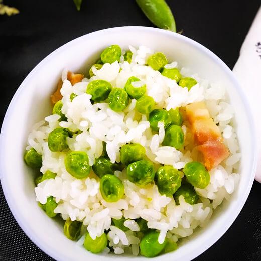 家庭版-豌豆饭