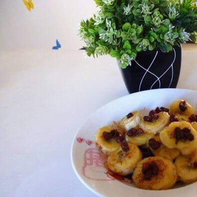 红豆香蕉片