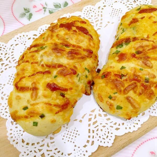 中种芝士面包条
