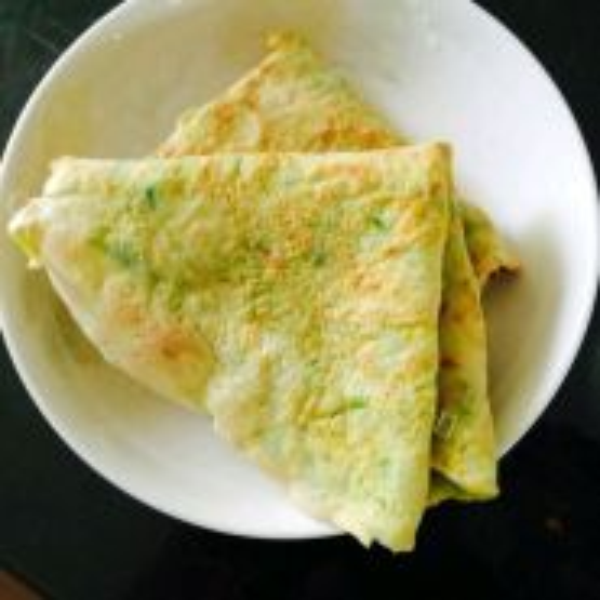 胡罗卜鸡蛋黄金饼
