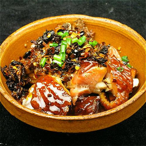 常吃不腻的温州风味腊鸡翅