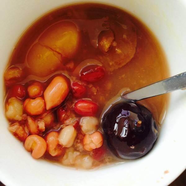 芸豆红枣大米粥