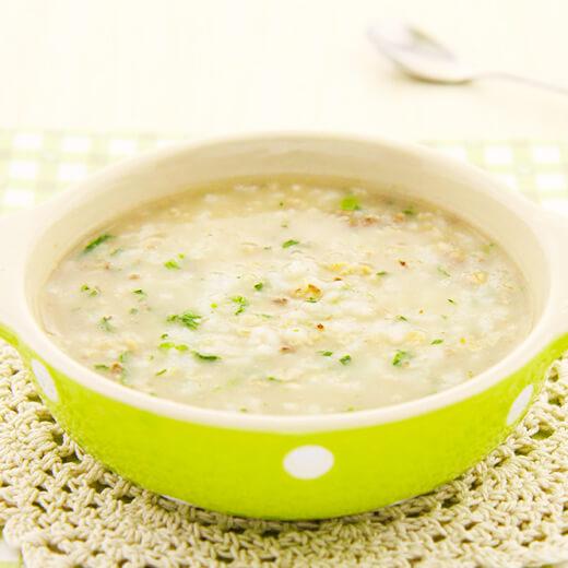 营养宝宝牛奶燕麦粥
