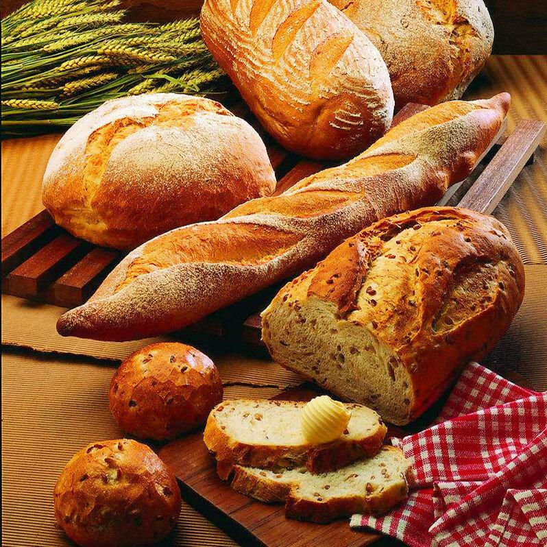 经典法国乡村面包