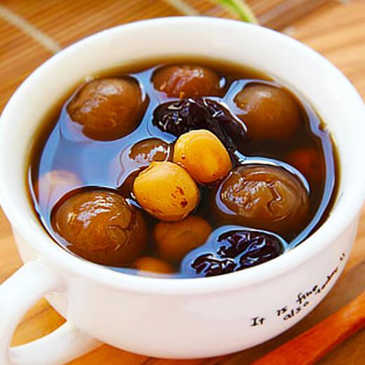 红枣桂圆甜酒冲蛋