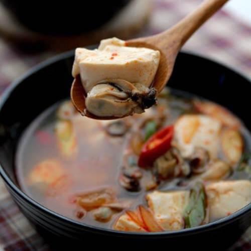 胡椒煲牡蛎