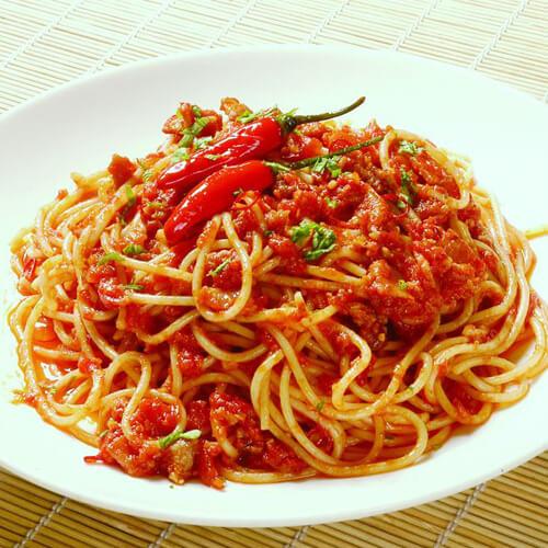 好吃的 番茄煮意粉