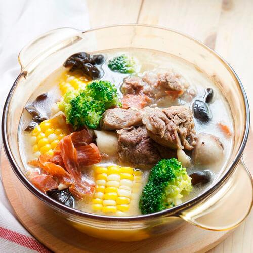 健脾祛湿汤