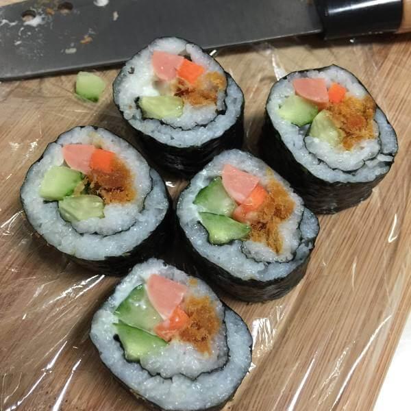 五谷杂粮寿司