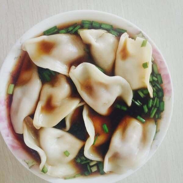 瘦肉杏鲍菇蒸饺子