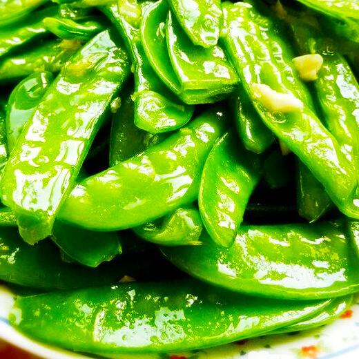 清香原味荷兰豆