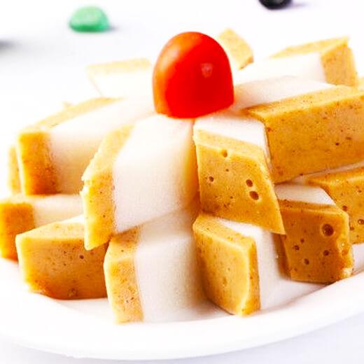 香煎红糖枣粒糕