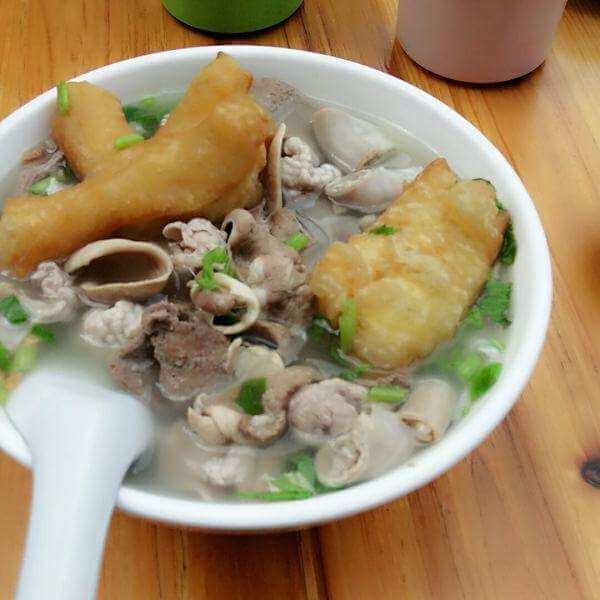 信手粿汁汤
