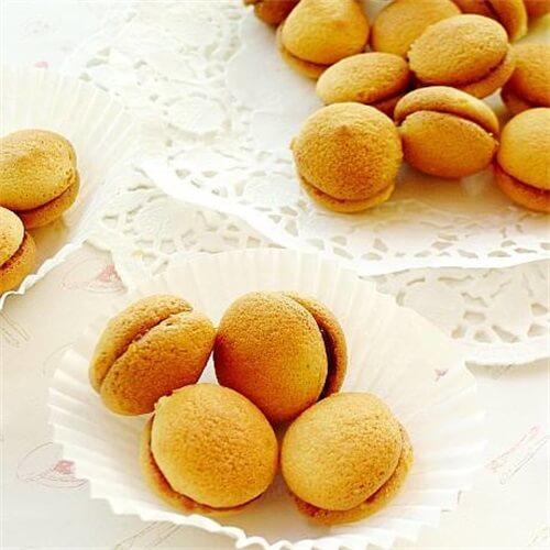 海绵小西饼