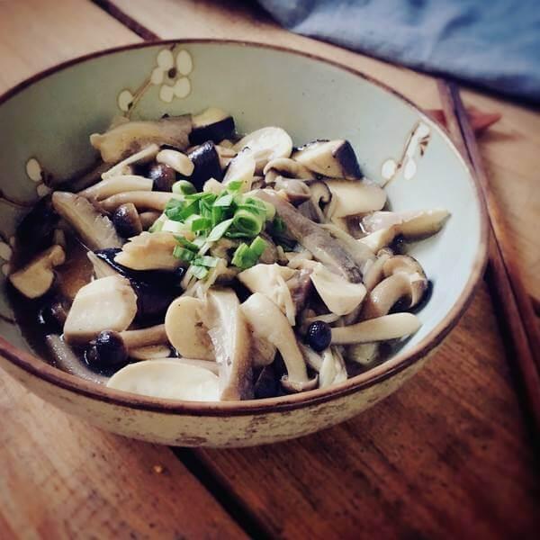 简易版-素烧香菇
