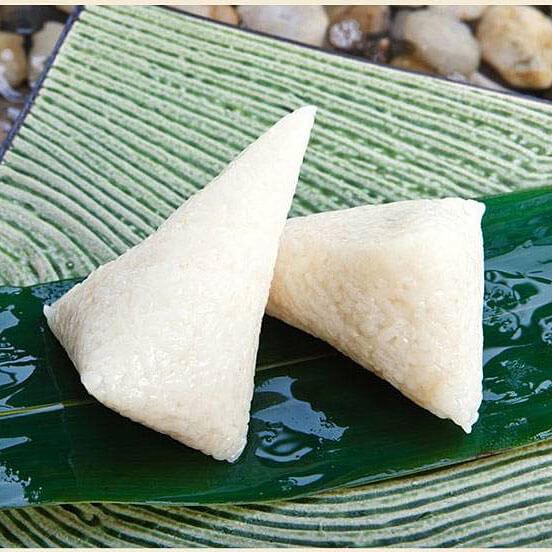 美味白米粽