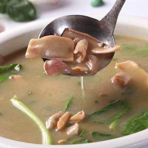 好吃的新鱿鱼干瘦肉汤