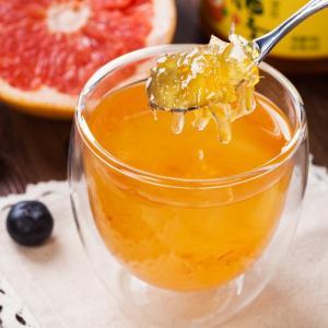 玫瑰蜂蜜柚子茶