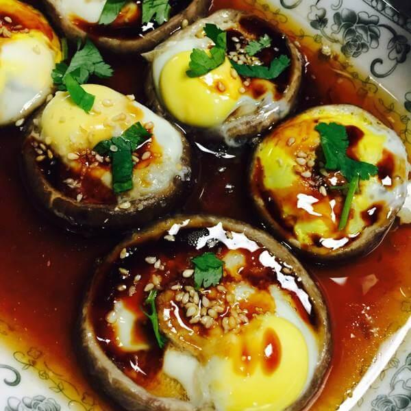 蚝油鹌鹑蛋