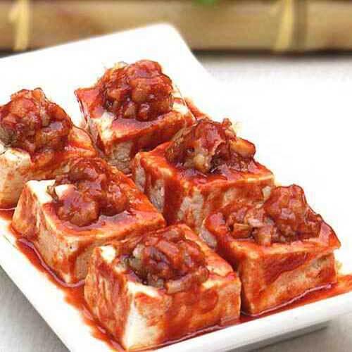 美味的茄汁瘦肉