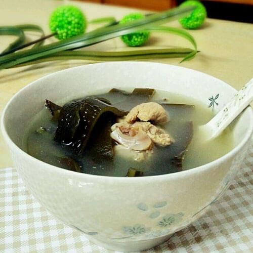 玉米葛根猪骨汤