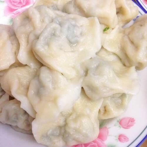 芹菜玉米饺