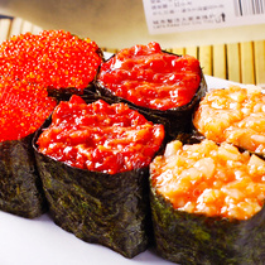 日式军舰寿司
