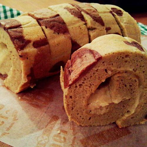 椰浆香蕉蛋糕