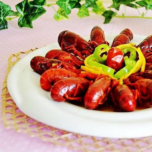 十三香麻辣小龙虾