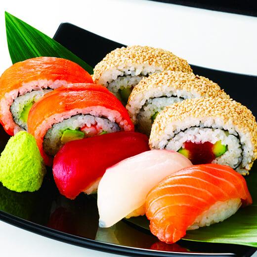 叶子花寿司