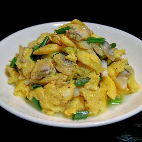 香花菜煎蛋