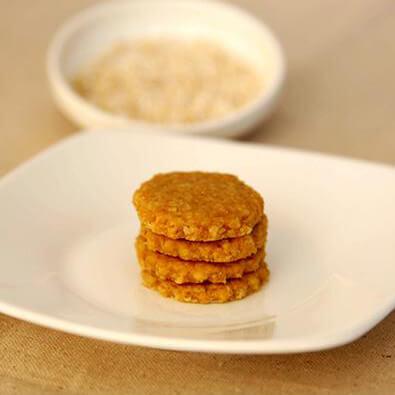 椰蓉燕麦小酥饼