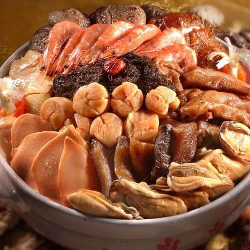 豆腐带鱼煮丸子