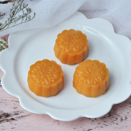 南瓜粉糯米饼