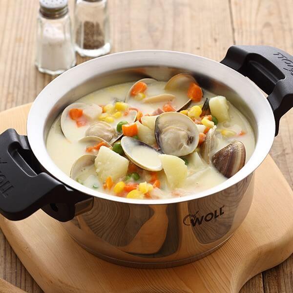文蛤菜杆汤