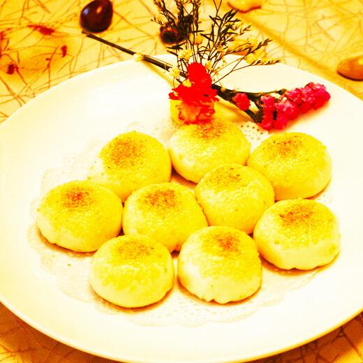 虾米萝卜丝饼