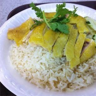 泰式海南鸡油饭