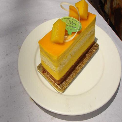面包机版奶酪蛋糕
