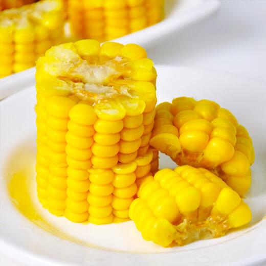 健康美食之水煮玉米