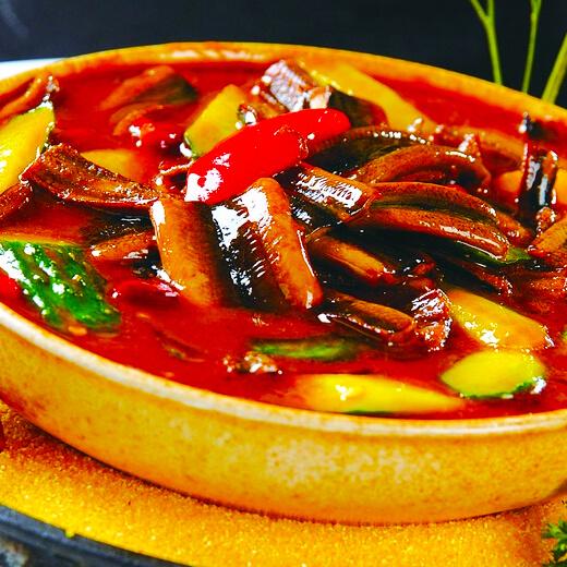 端午时令菜:红焖鳝鱼