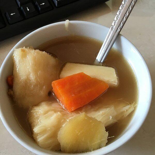 淮山红枣筒骨汤