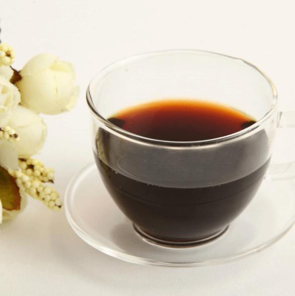 桑叶黑豆茶