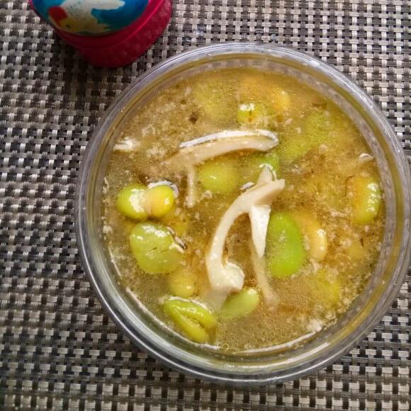 扁尖豆瓣汤
