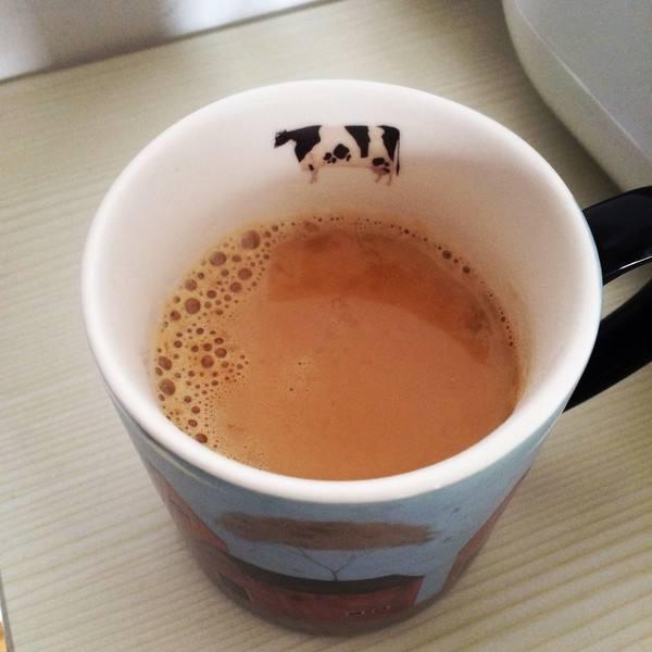 淡奶油式奶茶