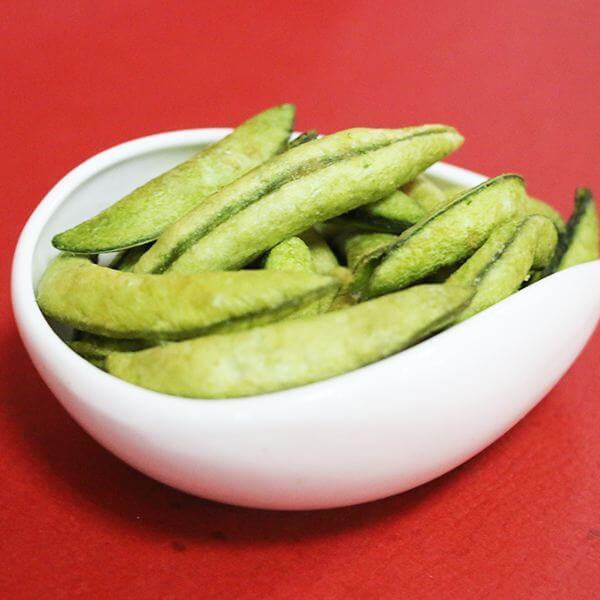盐水煮豌豆