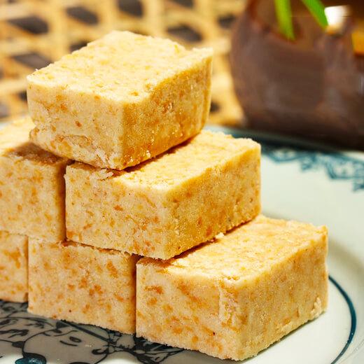 绿豆糯米蒸糕