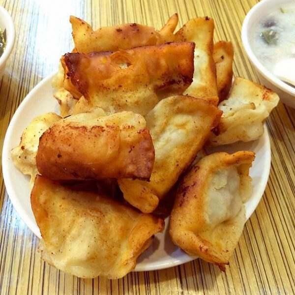 炸甜饺(天长地久)