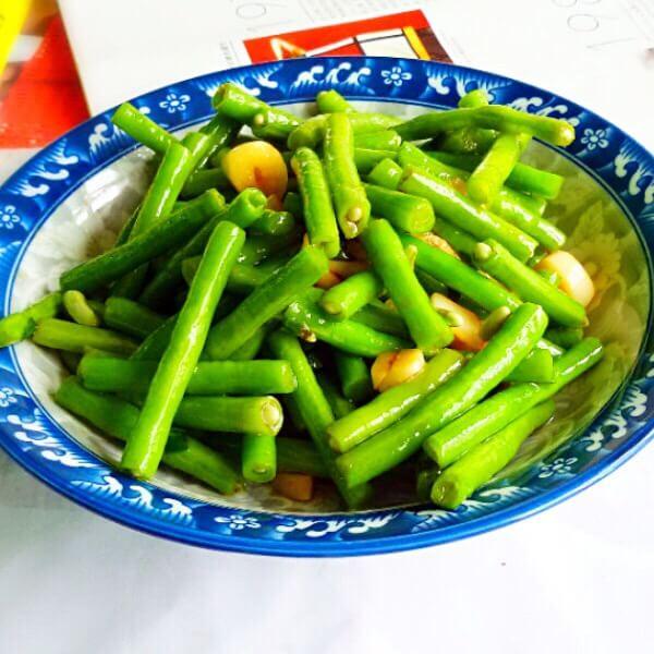 酱香拌豇豆