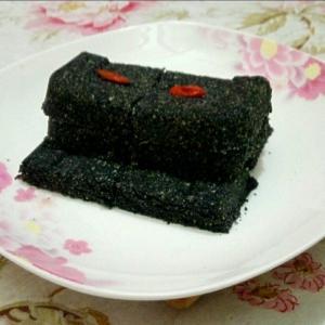 醇香芝麻糕
