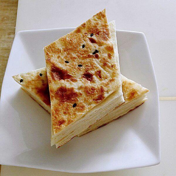 红枣发面饼